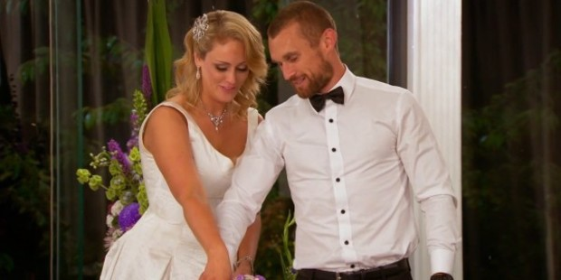 Jono wasn't keen on his 'bride' Clare, but he may have found love on Married at First Sight after all.