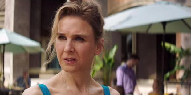 Zellweger shot the film in 2014, at a time when media speculation about her looks was at its height. Photo / YouTube