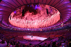 The closing ceremony of the 2016 Rio Olympics. Photo / Getty