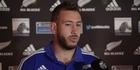 Watch: All Blacks lock Luke Romano on South Africa test