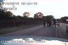 US authorities have launched a civil rights probe into the police shooting of an unarmed black man in Tulsa. An officer involved claims that the man was acting strange, and refusing to comply.