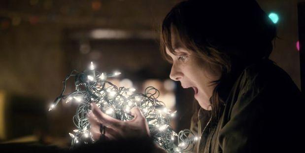 A scene from Stranger Things. Photo / Netflix