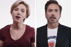 Avengers stars Scarlett Johansson and Robert Downey Jr are among those supporting Whedon.