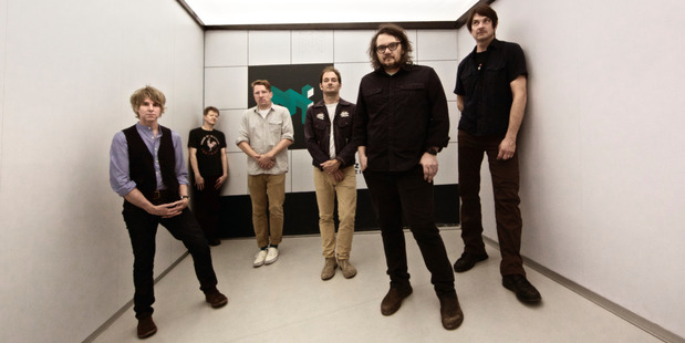 Wilco, have released their tenth album 'Schmilco'.