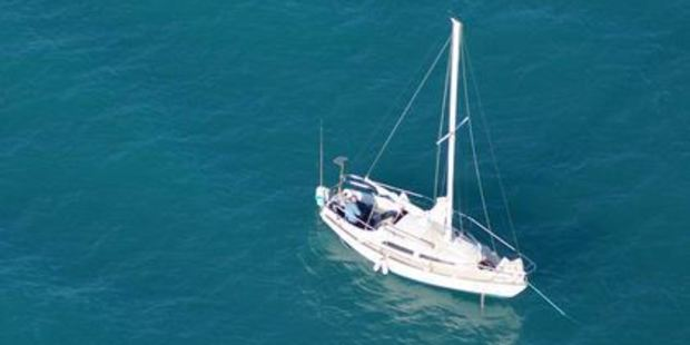 The Luna had been last seen on Monday. Photo / Maritime New Zealand