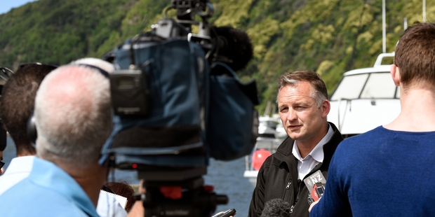 Loading INVESTIGATOR: Transport Accident Investigation Commission's Rob Thompson in Whakatane.PHOTO/GEORGE NOVAK