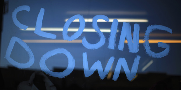 Business demographic data has shown 15,000 real estate operators have vanished in 2015.