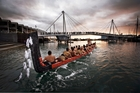 A trip on board a waka is a great chance to appreciate New Zealand's heritage.