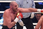Tyson Fury. Photo / AP