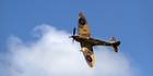 A Spitfire plane will be among others to grace Tauranga's skies this weekend. Photo / Moore Media Services