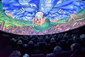 Dunedin Planetarium. Image / Chris Sullivan