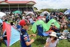 It's time for Tararua's family day out at the Woodville-Pahiatua races on Monday, January 25. Photo / Christine McKay