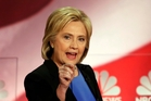 Hillary Clinton is a possible for the 2021 summit.  Photo / AP