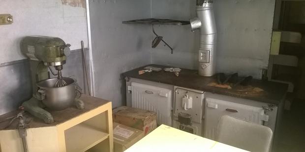 The kitchen. Photo / Jamie Morton