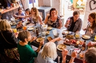 Food Loose takes tourists and locals on tours around Perth eateries, covering different themes and cuisines. Photo / Supplied