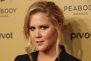 Amy Schumer denies stealing jokes: 'That would be stupid'