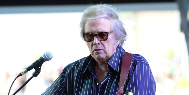Musician Don McLean. Photo / Getty Images