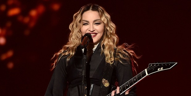 Singer Madonna. Photo / Getty Images
