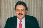 Peter Beckett, a former Napier city councillor, pictured in 1998.