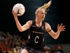 Vice-captain Laura Langman is a strong candidate to replace unavailable incumbent Casey Kopua as Silver Ferns skipper. Photo / Getty Images