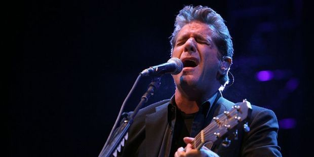 Musician Glenn Frey of the Eagles. Photo / AFP