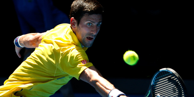 Loading Novak Djokovic said he was troubled by the offer. Photo / AP