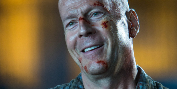 Bruce Willis is returning as John McClane in another Die Hard film.