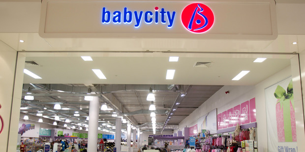 Babycity has issued a recall notice to customers who bought one of two different models of Milano cots between March 2012 and October last year. Photo / Richard Robinson