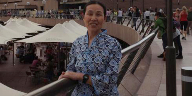 Cunxiu Tian in Sydney. She was viciously beaten to death. Photo / Supplied