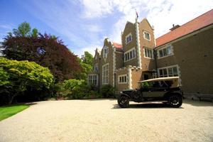 Olveston House. Image / supplied