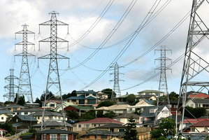 Aucklanders affected by the power cut said they woke to a loud bang. Photo / Chris Skelton