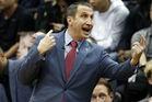 David Blatt. Photo / AP