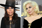 Songwriter Linda Perry and singer Lady Gaga. Photo / Getty Images, AP