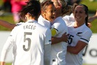 The Football Ferns take on PNG tomorrow in their Olympic Qualifier. Photo / Getty Images.