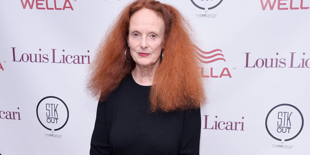 Coddington rose to fame following the release of Vogue documentary, The September Issue. Photo / Getty