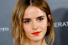 Actress Emma Watson. Photo / Getty Images