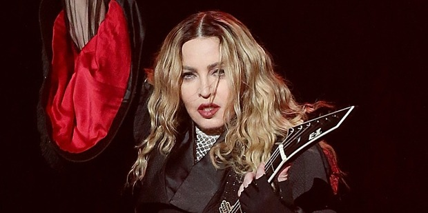 Loading Madonna performs in concert during her Rebel Heart Tour. Photo / Getty Images