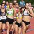 201 - Amelia Mazza-Downie, Athletics Essensdon - winner, 3000m New Zealand Junior Championships, women. Photograph: Duncan Brown