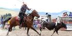 Cowboys perform at Mohaka