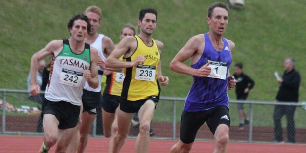 Nick Willis claimed his third New Zealand 3000m title in Wellington on Saturday. Photo / Supplied.