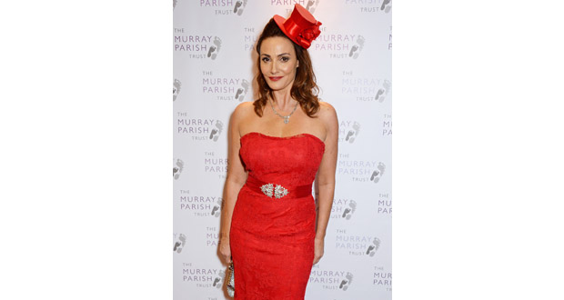 British actress Sarah Parish credits her weight loss with sticking to an age-specific diet. Photo / Getty