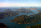 The Marlborough Sounds is the major summer destination for South Island boaties. There the fishery, shared by recreational craft and commercial boats with quotas, is under strain. Photo / Creative Commons License