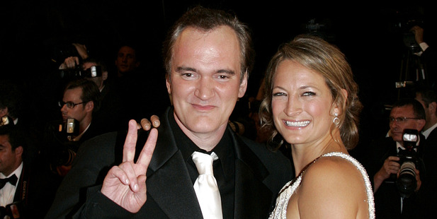 Loading Quentin Tarantino and Zoe Bell will hit the red carpet at The Hateful Eight NZ premiere in Auckland.