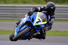 Taupo's Scott Moir (Suzuki GSX-R1000) was the top man in the superbike class at Teretonga at the weekend.