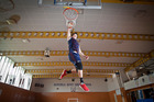 Logan Elers will play in the NBL this year before heading to college in the United States. Photo / Andrew Warner