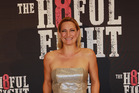 Zoe Bell went from stunt woman to actress in Quentin Tarantino's new film The Hateful Eight.