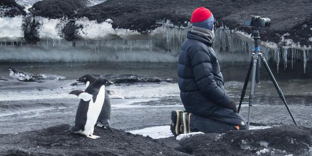 New Zealand documentary maker Anthony Powell. Photo / Anthony Powell