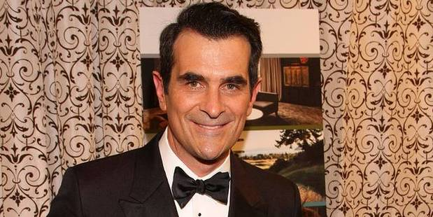 Ty Burrell from Modern Family at the Emmy Awards in the Kinloch room. Photo / Supplied