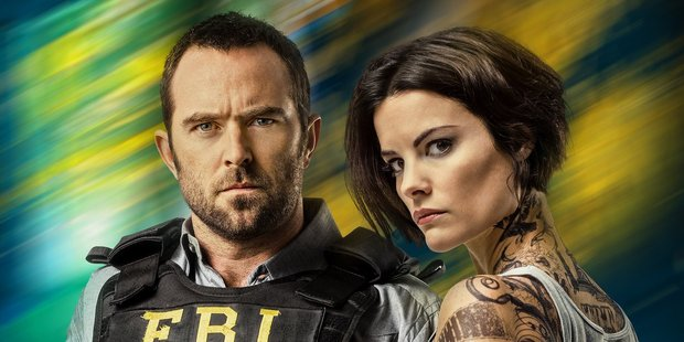 The new TV show Blindspot airs this Sunday.
