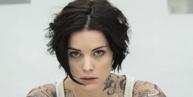 Jaimie Alexander in Blindspot. Photo / Supplied